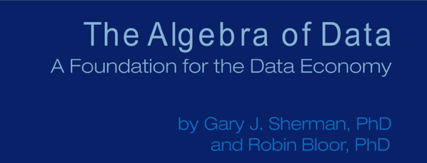 Algebra of data